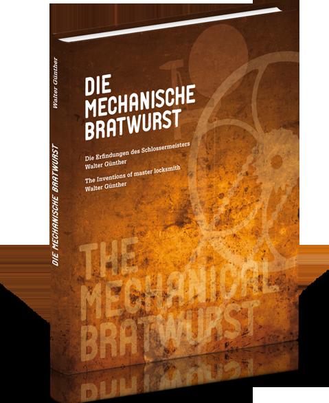 die mechanische Bratwurst - Buchcover