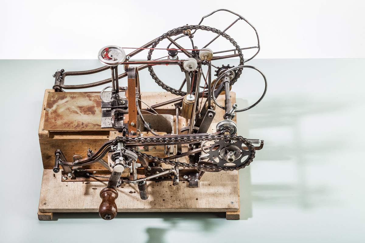 Einzelzettelschneidemaschine 2b