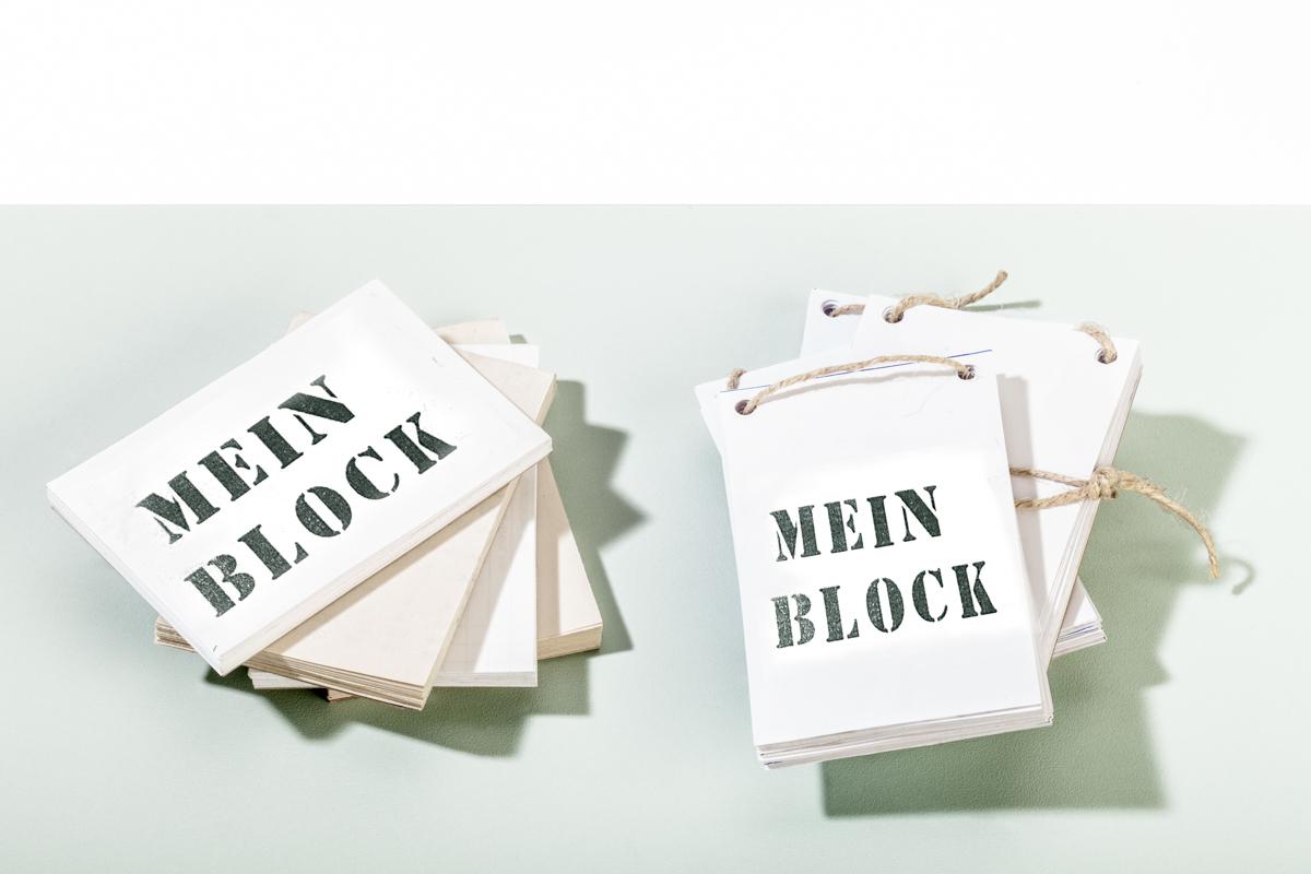 Blockvariationen